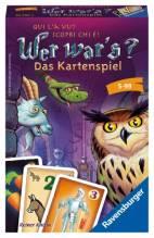 Ravensburger 233953  Wer war's? Das Kartenspiel