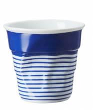 Revol Knickbecher Cappuccino 0,18l Blau-Weiß in der Schwanthaler Galerie in Gmunden kaufen