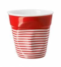 Revol Knickbecher Cappuccino 0,18l Rot-Weiß in der Schwanthaler Galerie in Gmunden kaufen