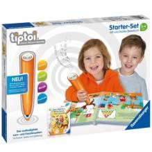 Ravensburger 8063 tiptoi® Starter-Set: Stift und Wörter-Bilderbuch