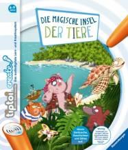 Ravensburger 9046 tiptoi® CREATE Die magische Insel der Tiere