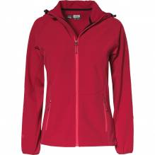 Softshelljacke Damen McKinley 'Lusaka' Farbe: red wine 257499