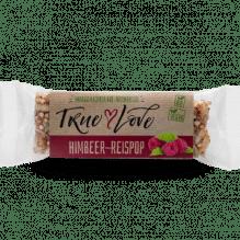 Himbeer-Reispop