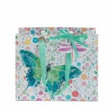 Artebene Geschenktasche 22x18x11cm 'Schmetterlinge' in der Schwanthaler Galerie in Gmunden kaufen