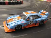 SWHC05 Sideways Ford Mustang Turbo No. 21 Special Limited Edition