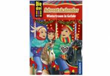 Kosmos Die drei !!! Adventskalender (Buch)