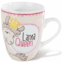 Nici Porzellantasse Lama 'Lama Queen'