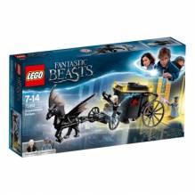 LEGO(R) Harry Potter# 75951 Grindelwalds Flucht, 132 Teile