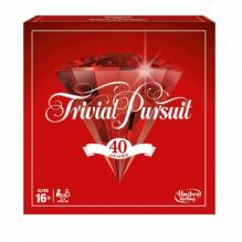 Hasbro E1923100 Trivial Pursuit 40TH