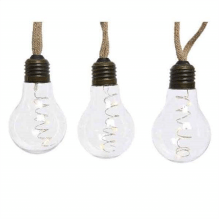 Seillichterkette LED