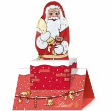 Lindt 'Santa im Schornstein', 125g