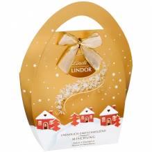 Lindt 'Lindor Gold Täschchen', 100g