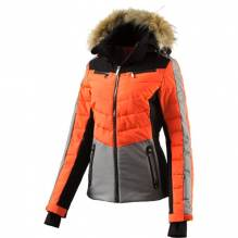 McKinley Damen Jacke Beverly 280555 red light/black
