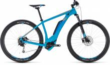 Cube REACTION HYBRID One 500 E-MTB 500 Wh, reefblue blue 16'