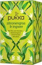 Zitronengras Ingwer Tee 20 Btl.