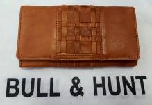 BULL & HUNT Portemonnaie 'Weaving' - Damen-Geldbörse