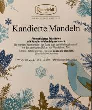 Tee, Kandierte Mandeln