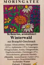 Tee, Moringatee, Winterwald