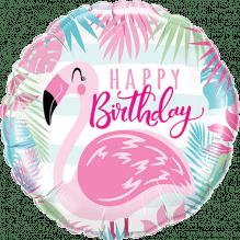Folienballon Happy Birthday ca. 47cm, verschiedene Motive erhältlich