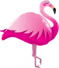Folienballon Flamingo ca. 117cm