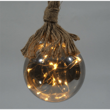 Kugel-Seil-Lampe LED