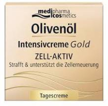Olivenöl Intensivcreme Gold Zell - Aktiv