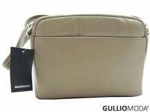 GULLIOMODA® Umhängetasche (T02) Taupe
