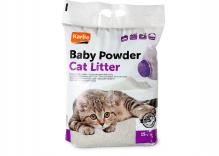 Katzenstreu Babypuderduft