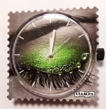 S.T.A.M.P.S. - Uhr 'Soft Dreams Diamond' mit Swarovski-Kristallen besetzt