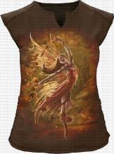T-Shirt Autumn Fairy AO Sleeveless