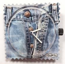 S.T.A.M.P.S. - Uhr 'Open'