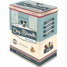 PfotenSchild - Dog Biscuits Dose