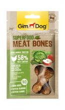 Superfood Meat Bones Huhn mit Apfel und Kohl