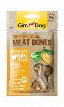 Superfood Meat Bones Huhn mit Banane und Sellerie