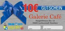 Gutschein 10,00 €