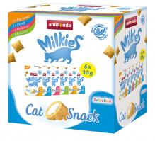 Milkies Knusperkissen Selection