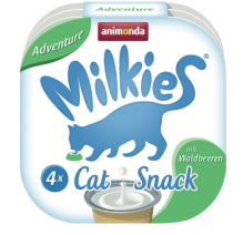 Milkies Adventure mit Waldbeeren