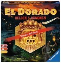 Ravensburger 267903 Wettlauf nach El Dorado Helden & Dämonen