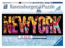 Ravensburger 146505  Puzzle New York Graffiti 500 Teile