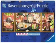 Ravensburger 194889  Puzzle Vollkommene Harmonie 1000 Teile