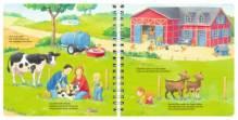 Ravensburger 41138 ministeps® Was gehört wohin? Auf dem Bauernhof