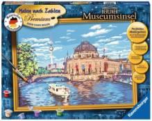 Ravensburger 289035 Malen nach Zahlen Serie Premium Berliner Museumsinsel D
