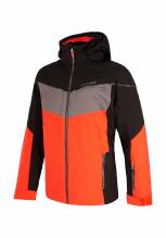 Ziener Skijacke Man 'Takosh' orange spice 184202