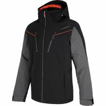 Ziener Skijacke Man 'Tilton' black - orange 184201