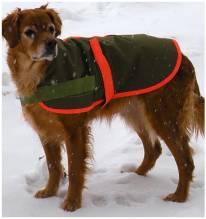 ROMNEY'S Hundemantel Safety M 45cm Rückenlänge