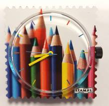 S.T.A.M.P.S. - Uhr 'Crayoning'