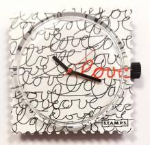 S.T.A.M.P.S. - Uhr 'Love Love Love'