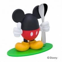 WMF Eierbecher Mickey Mouse mit Löffel