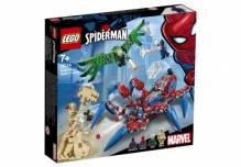 LEGO® Super Heroes 76114 Spider-Man's Spider Crawler