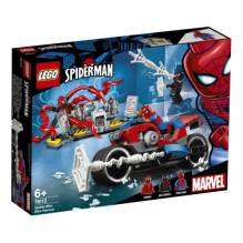 LEGO® Super Heroes 76113 Spider-Man Bike Rescue